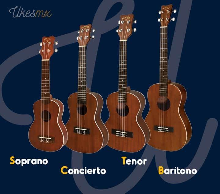 comprar tu primer ukulele