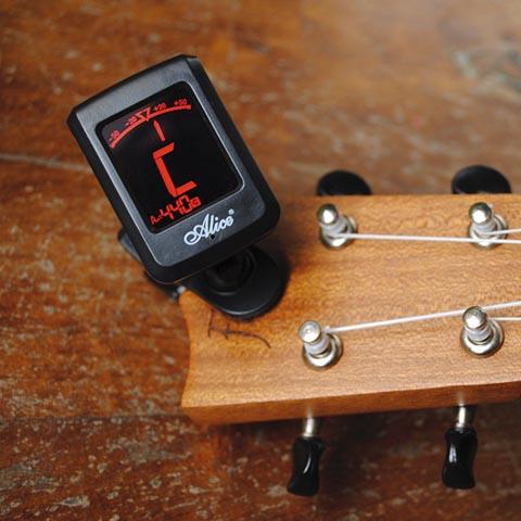 afinador cromatico ukulele