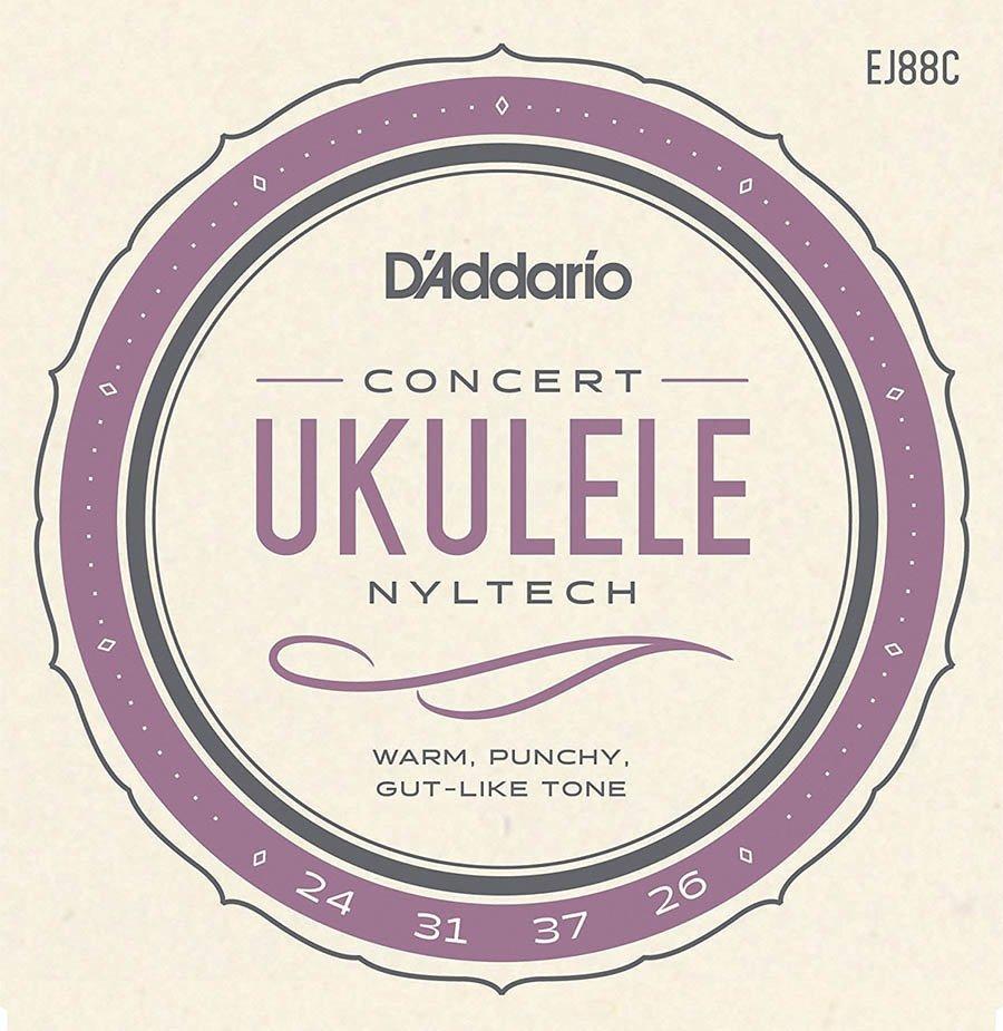 Cuerdas Ukulele Concierto EJ88 C