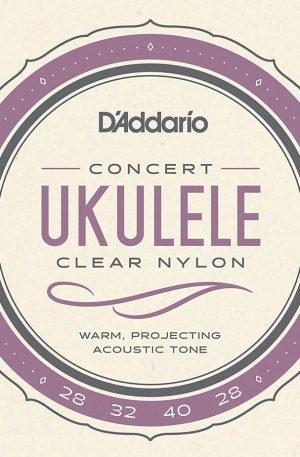 Cuerdas Ukulele Concierto EJ65 C