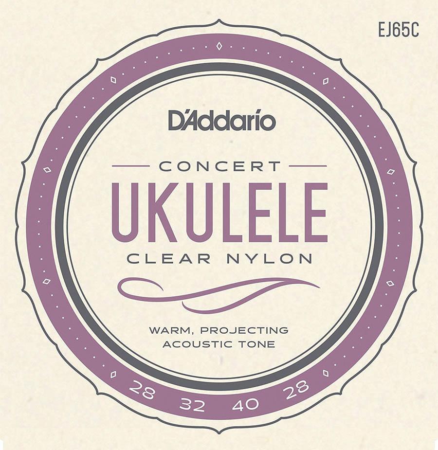 Cuerdas para Ukulele