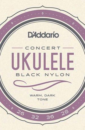 Cuerdas Ukulele Concierto D'Addario EJ53 C