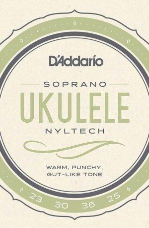 Cuerdas Ukulele Soprano EJ88 S