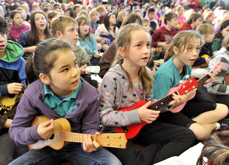 El primer instrumento para un niño