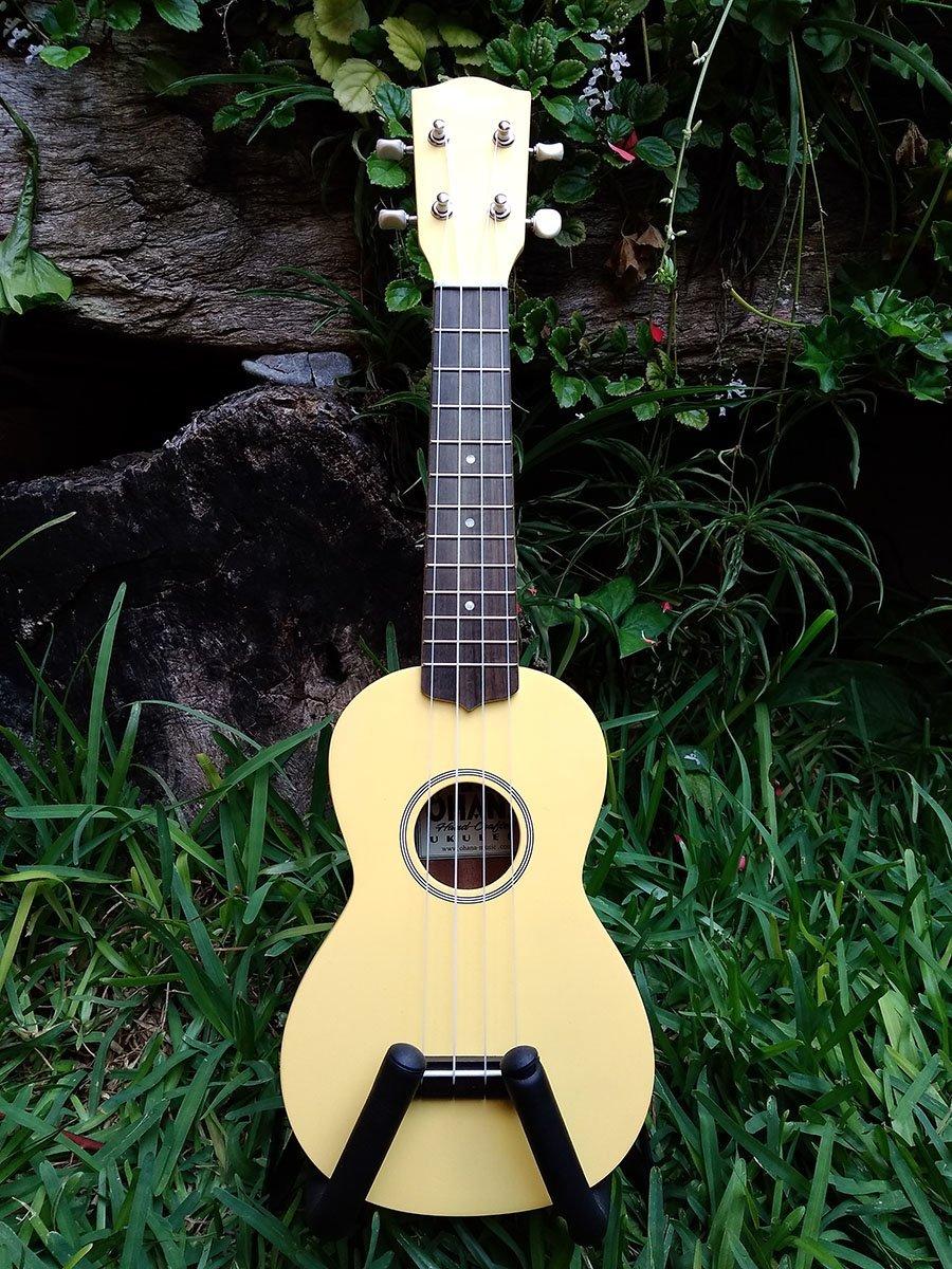 ukulele soprano amarillo