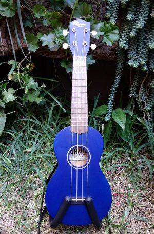 Ukulele Soprano Ohana SK-10 Azul