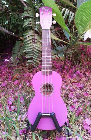ukulele soprano violeta