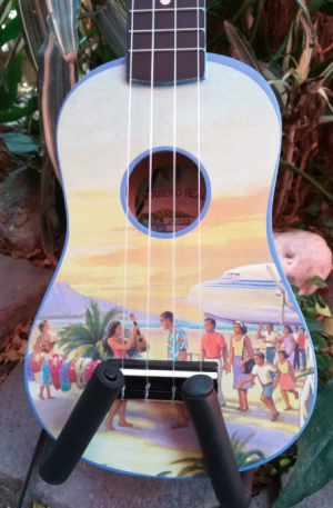 Ukulele Soprano Diamond Head Hawaii