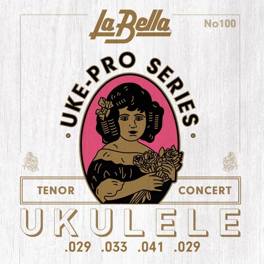 Cuerdas La Bella Tenor/Concierto Uke-Pro Series