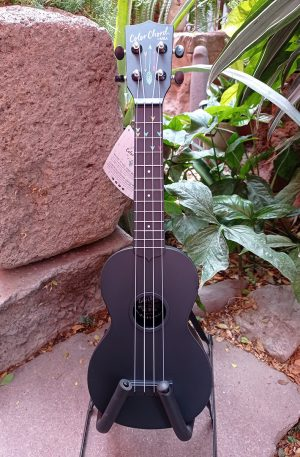 Ukulele Soprano Kala Learn to Play Color Chord