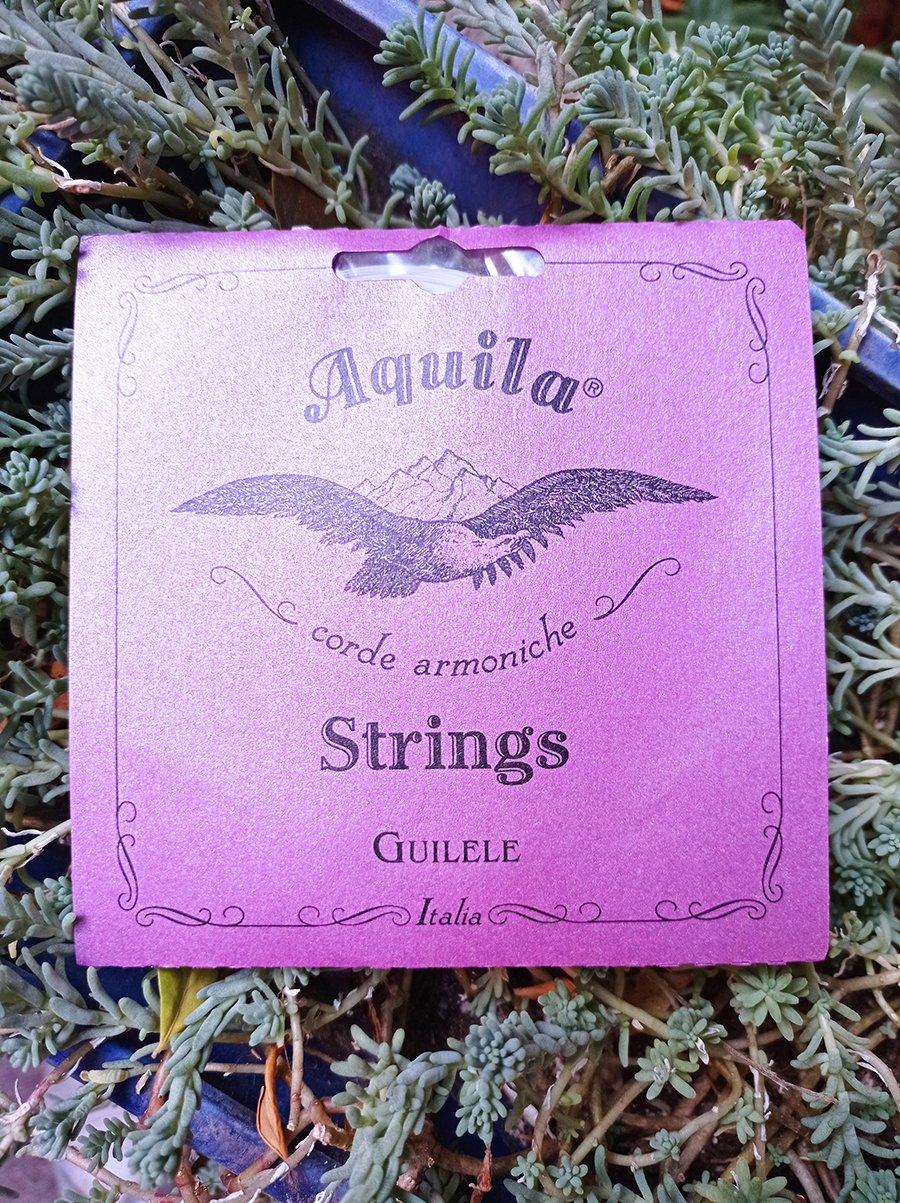 Cuerdas Guitarlele Aquila