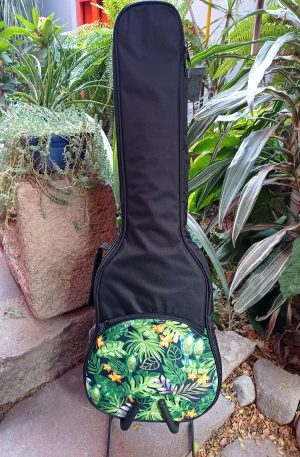 Funda Ukulele Barítono 10mm Estampado
